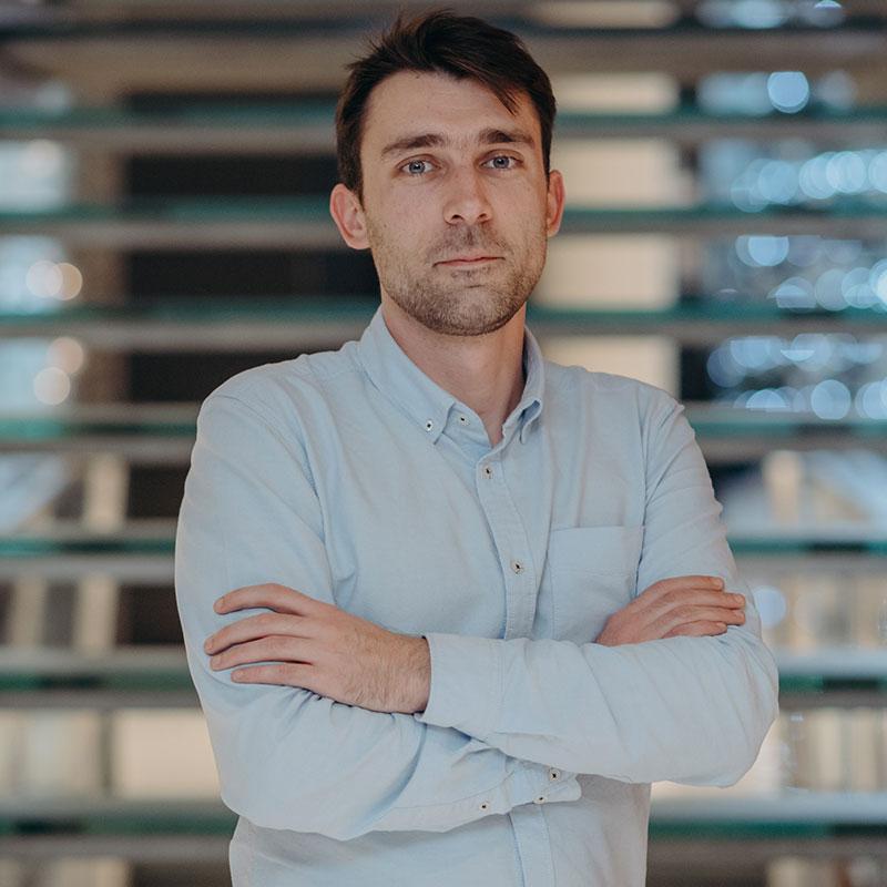 Gonçalo Iglésias - Communications Manager