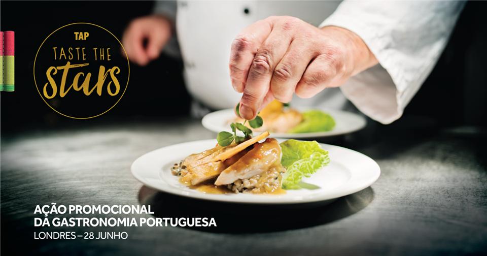 Promoção da Gastronomia Portuguesa em Londres