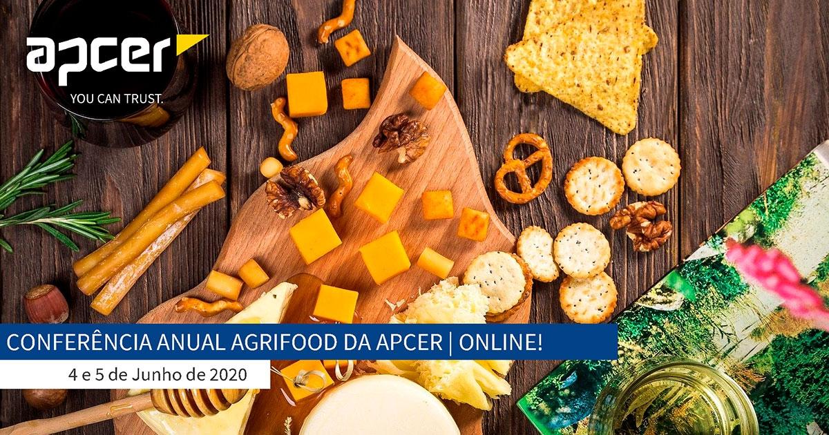 conferência APCER Agrifood 2020