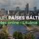 fórum países bálticos a decorrer na Lituânia