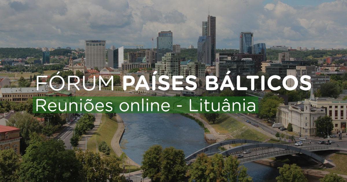 Fórum Países Bálticos – Lituânia
