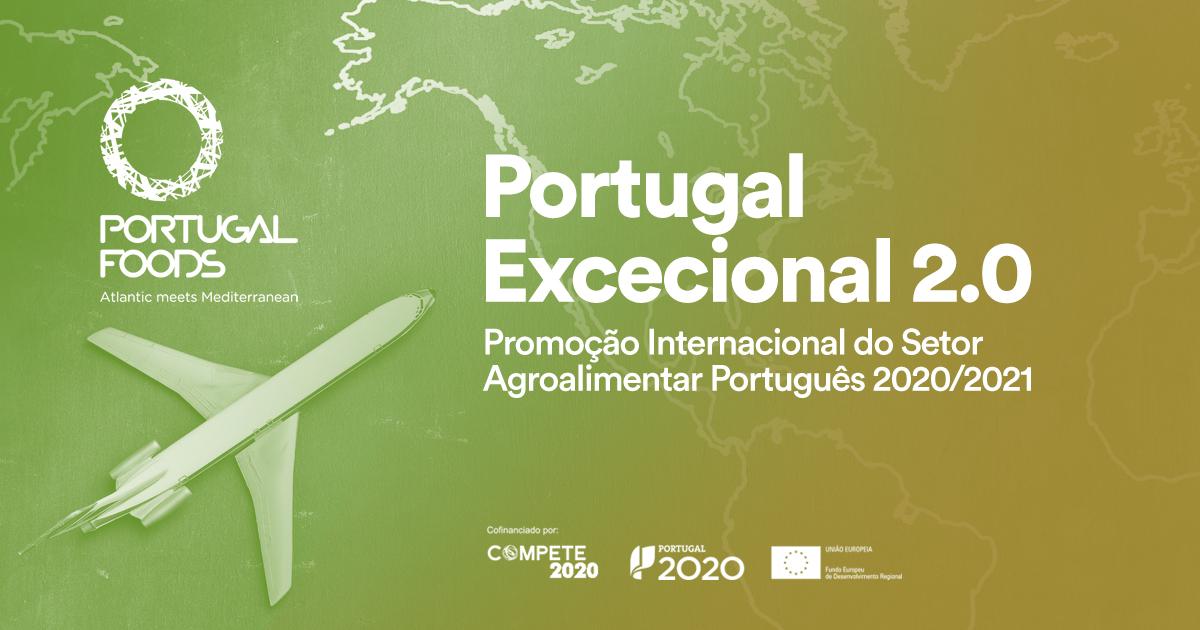 Projeto Portugal Excecional 2.0 - PortugalFoods