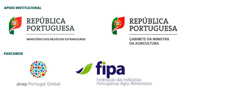 Apoio Institucional e Parceiros do Digital Agrifood Summit Portugal 2021