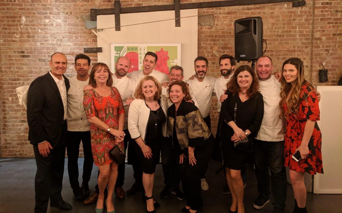 Promoção da Gastronomia Portuguesa em Nova Iorque