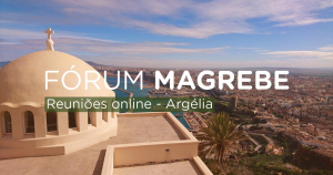 fórum Magrebe - Argélia   reuniões online