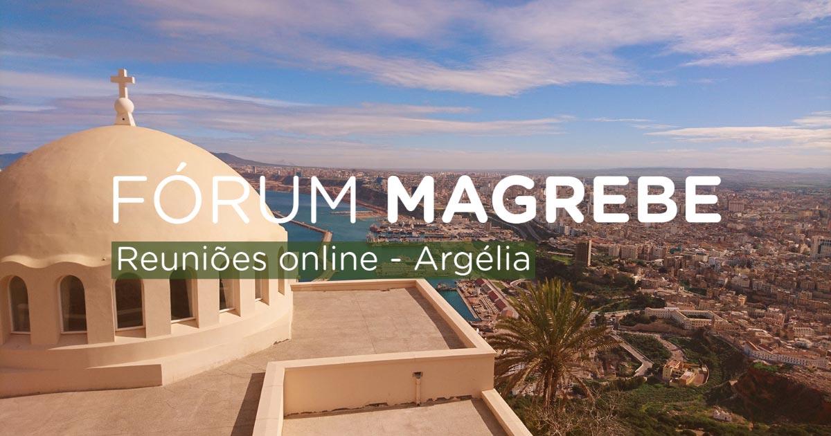 Fórum Magrebe – Argélia