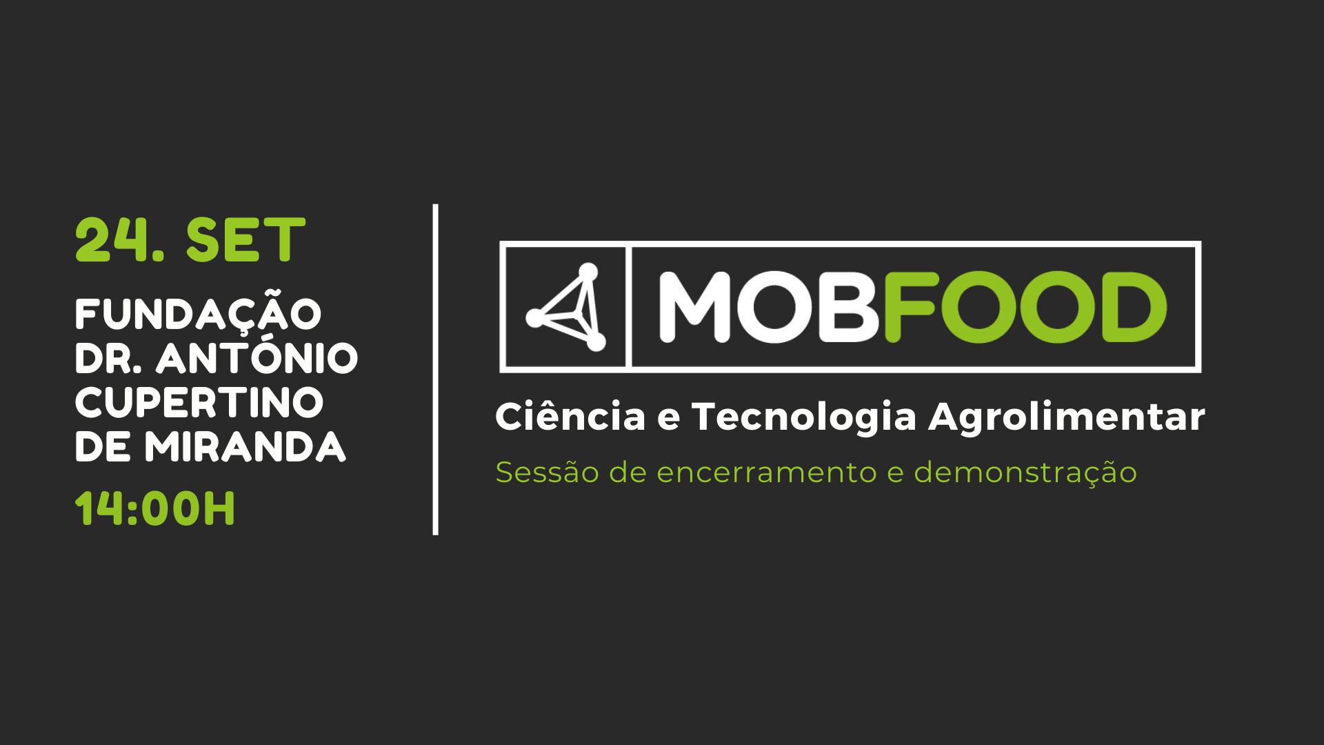 MobFood – Apresentação de Resultados